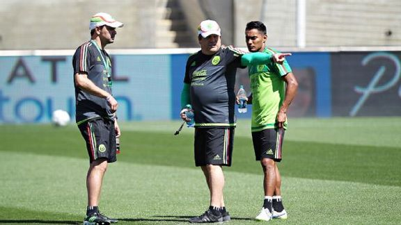 Friendly Tuneup For El Tri