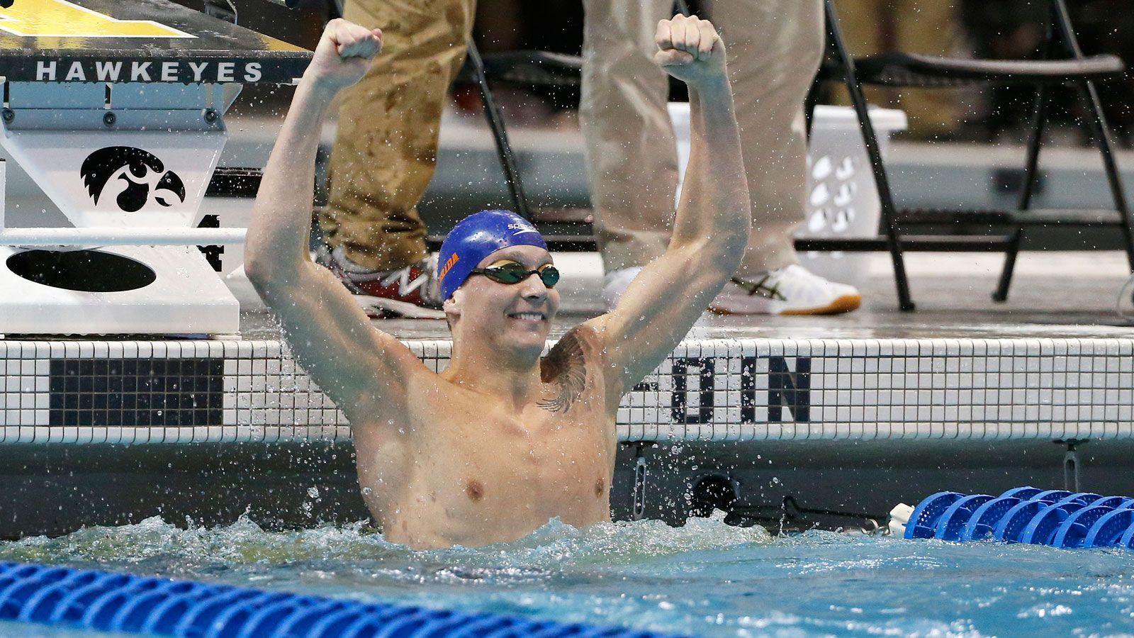 Four SEC men's teams finish in NCAA top 10