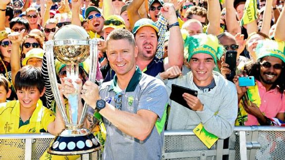 Clarke's Journey To Title