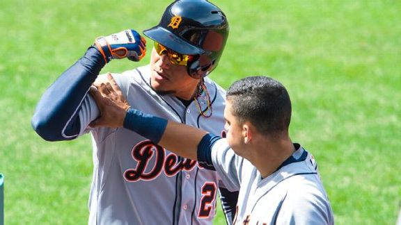 Power Rankings: Tigers have shown muscle