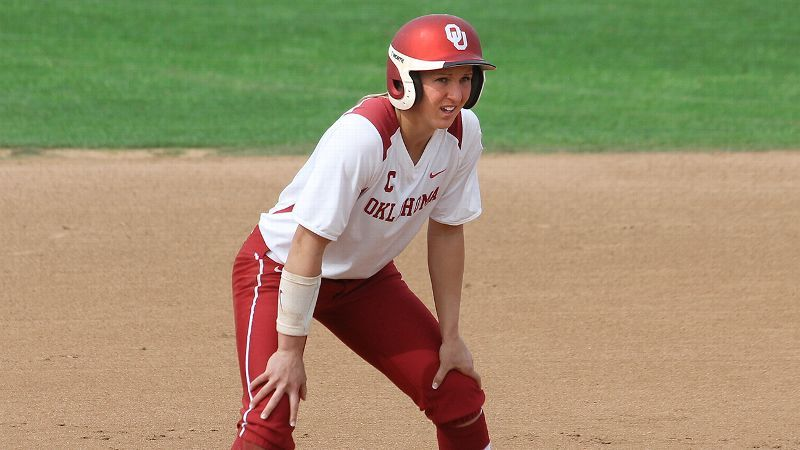 espnW Softball Player Of The Week: Oklahoma's Shelby Pendley
