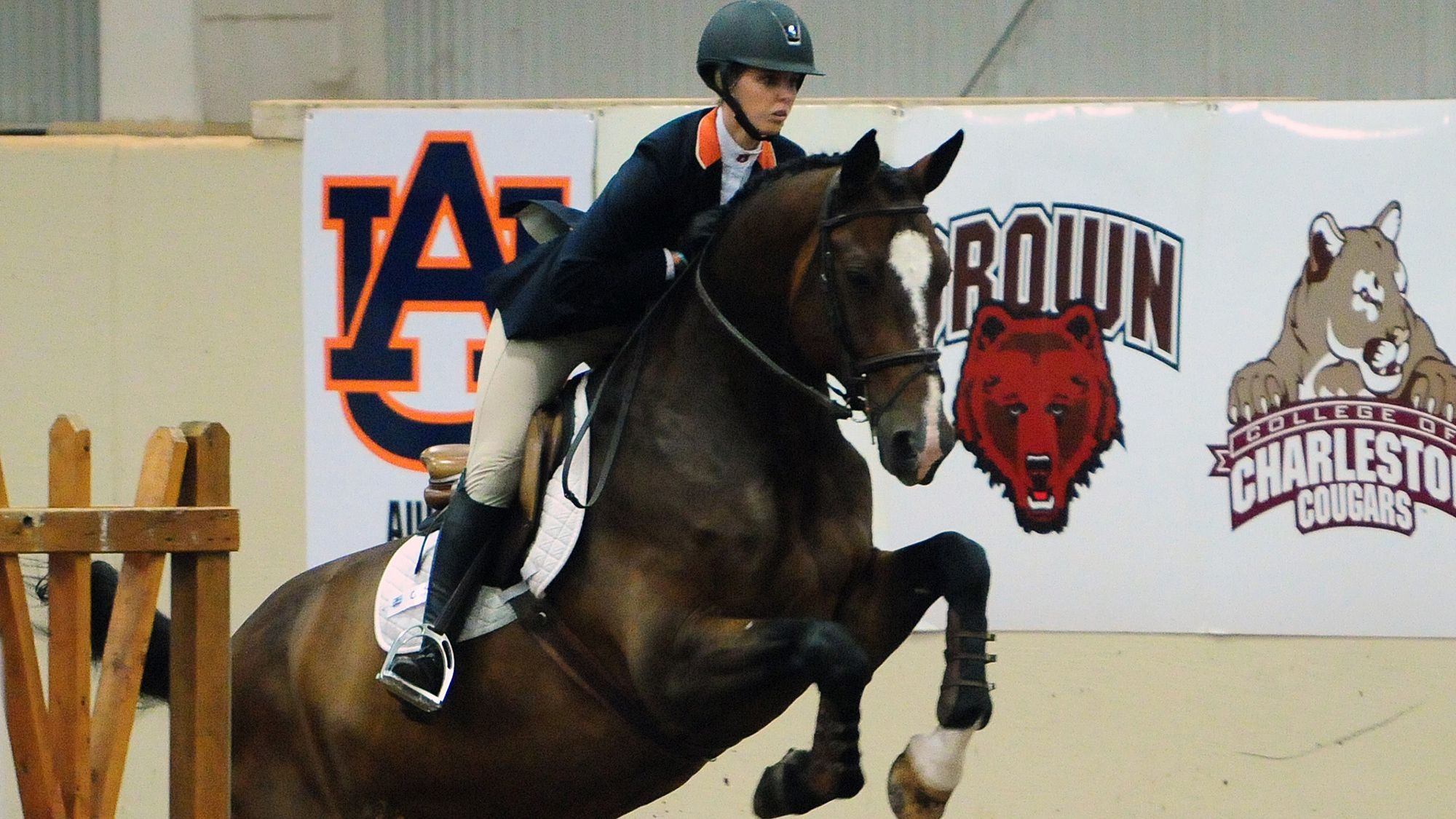Auburn upsets A&M at NCEA Championship