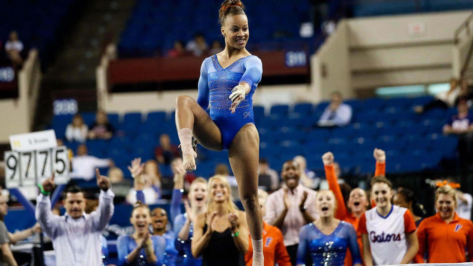 SEC at the NCAA Gymnastics Championships