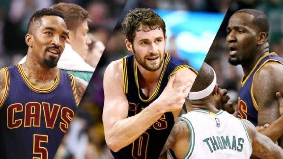 5-on-5: Cavs' uncertain future in Round 2