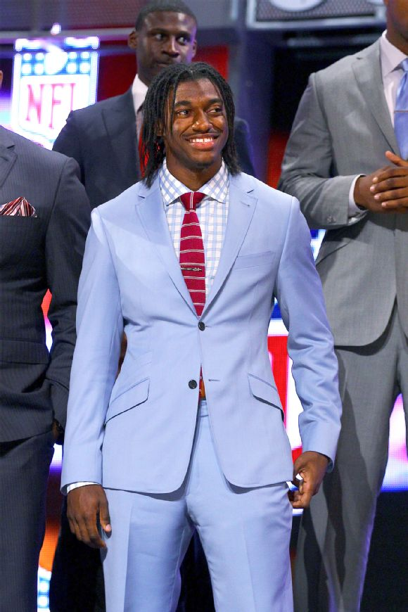 Most Memorable Nfl Draft Outfits Sportsnation Espn