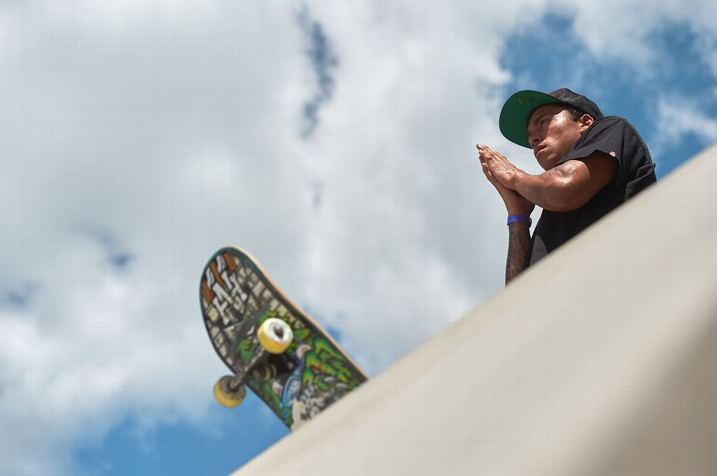 Skateboard Street win was child s play for Nyjah Huston on Sunday at X  Games Austin 2015 bf33599dd75