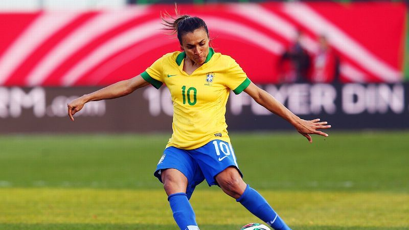 Women s World Cup -- Marta s quest for soccer glory f10c75eb3