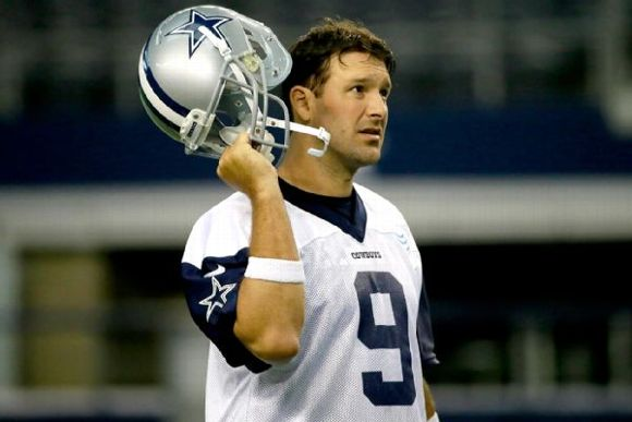 Dallas' Tony Romo