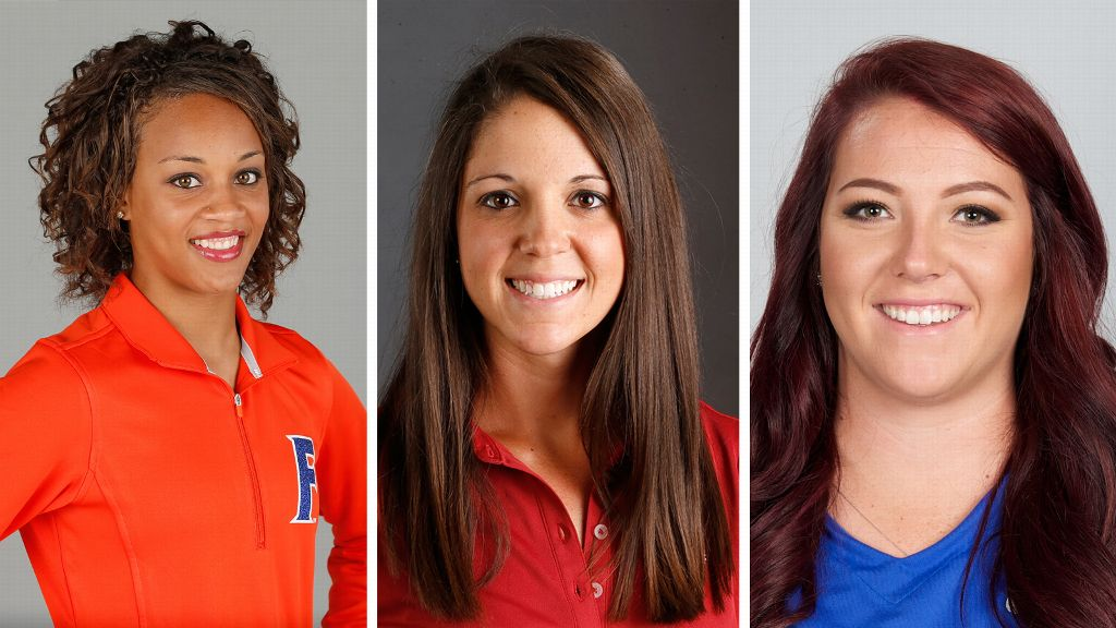 3 SEC finalists for Woman Athlete of the Year