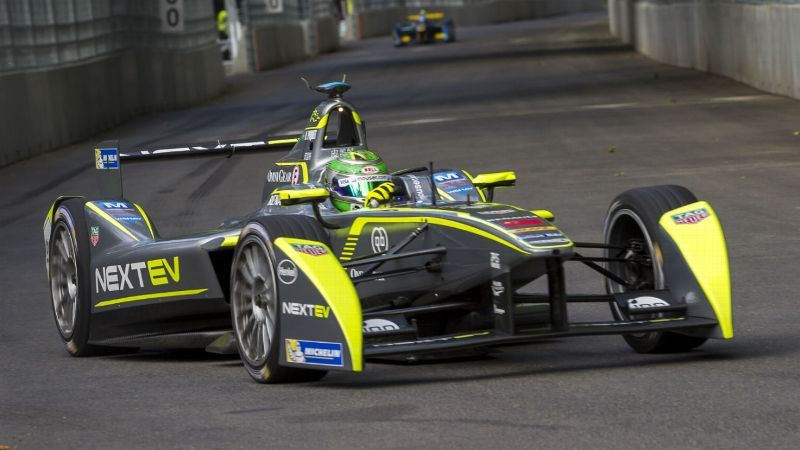 Formula E drivers to compete in 'Road to Vegas' simracing competition
