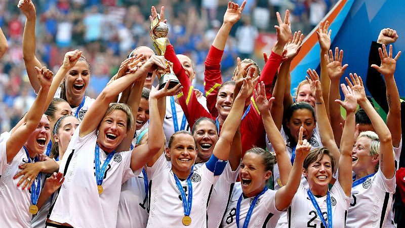Image result for women's soccer world cup