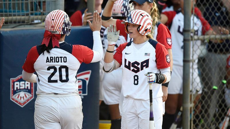 USA Softball Sees A Path Out Of The Wilderness