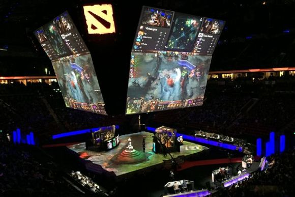 DOTA 2 The International 5