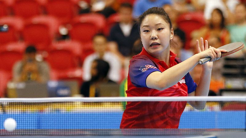 Lily Zhang\'s 6 Tips For Improving Your Table Tennis Game