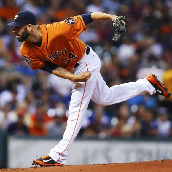 Astros' Fiers Goes From Unknown To No-no