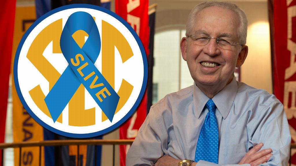 SEC schools to honor Slive