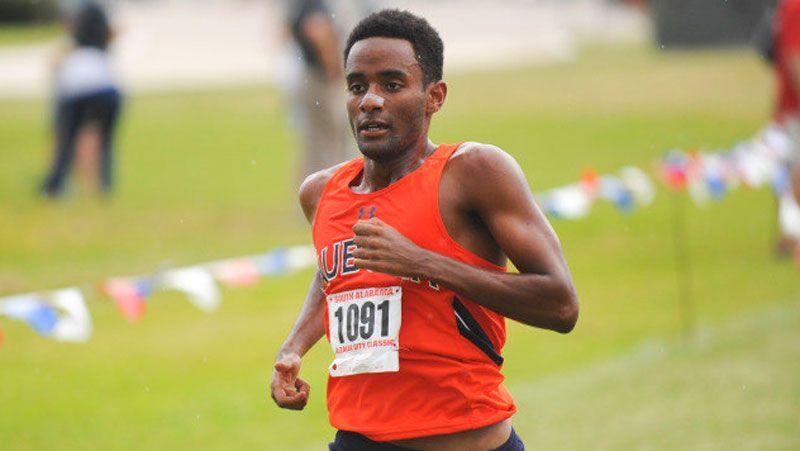 Auburn sweeps tri-meet to open XC season
