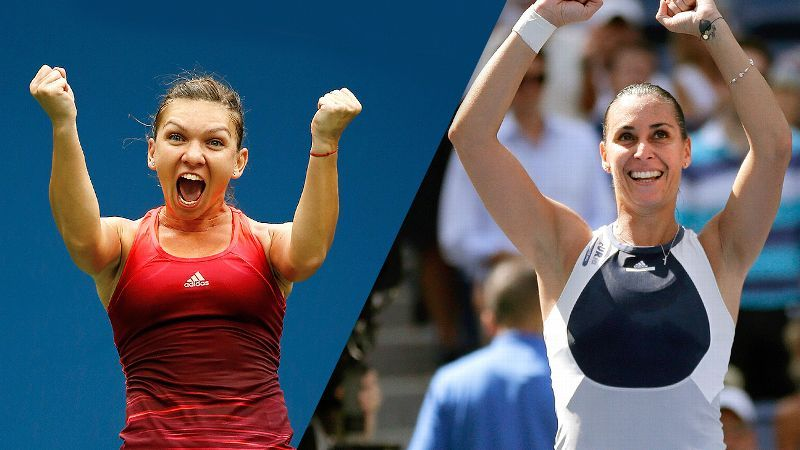 7/2/14 Simona Halep Upset By Eugenie Bouchard in SFs of The Championships