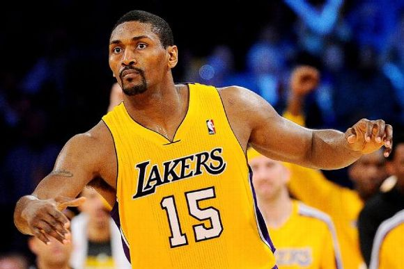 Ron Artest