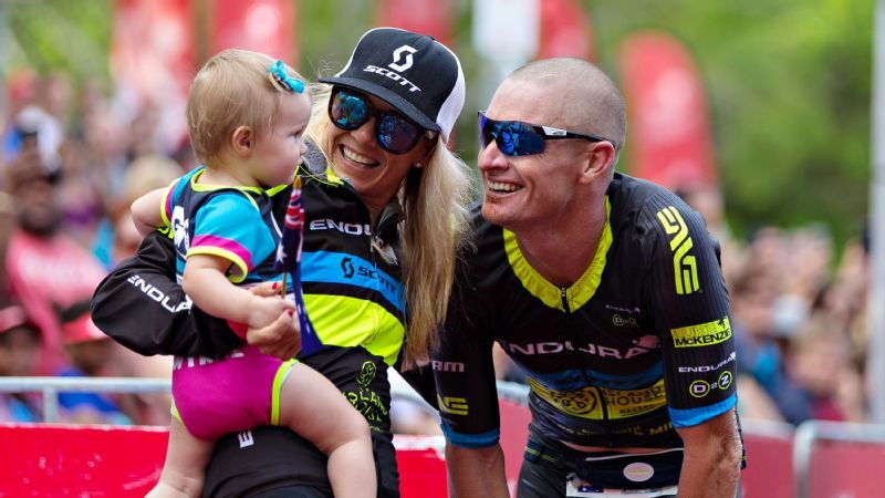 a103901b2acaf Ironman Power Couple Sees Kona World Championships Gender Gap First Hand
