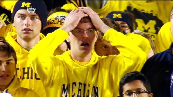 Michigan fan