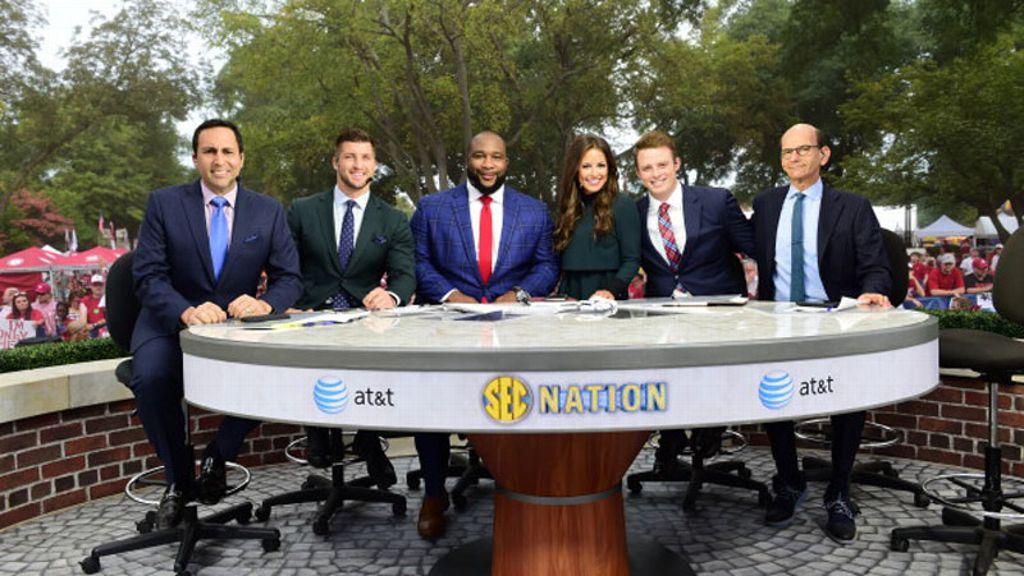 SEC Nation completes tour at South Carolina, Auburn
