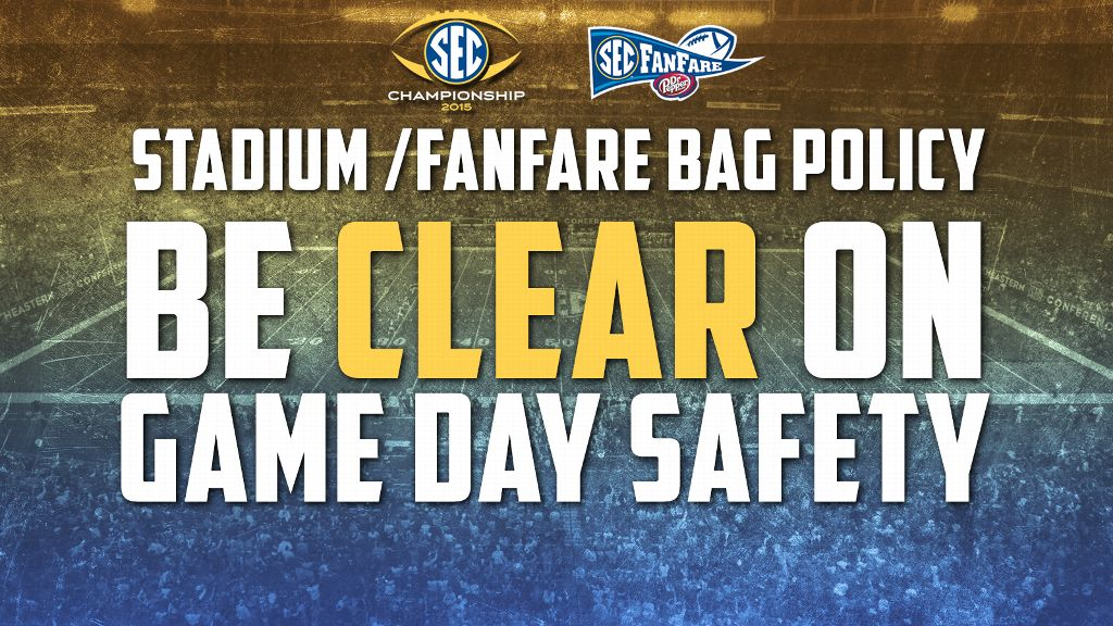 SEC enhances championship security
