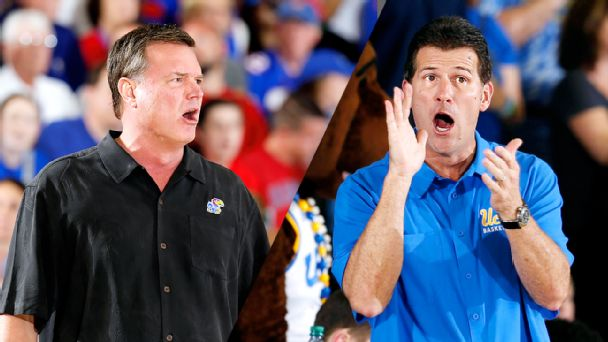 Bill Self, Steve Alford