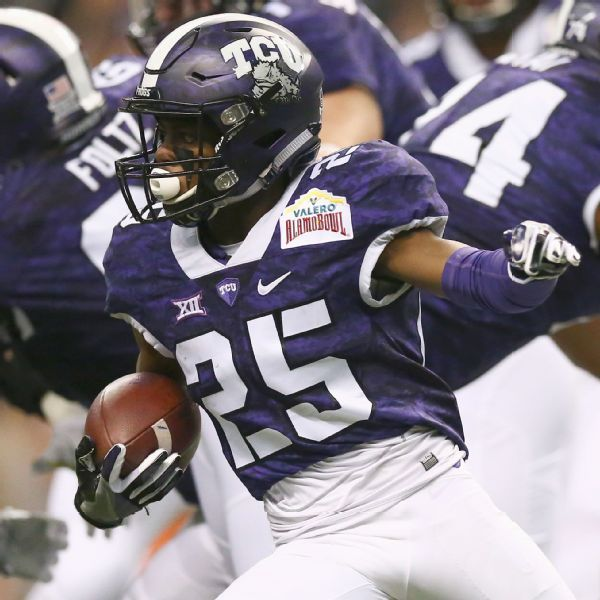 TCU dismisses KaVontae Turpin from team after arrest for assault