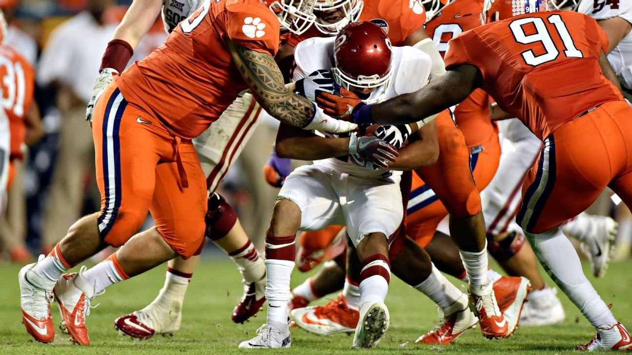 nfl wagers clemson football current score