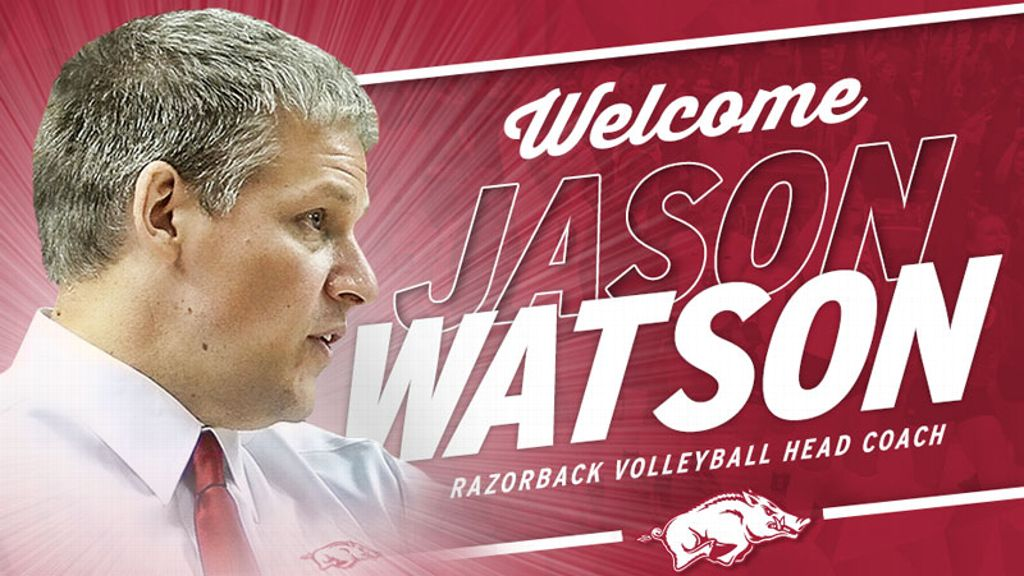 Watson named Arkansas head coach
