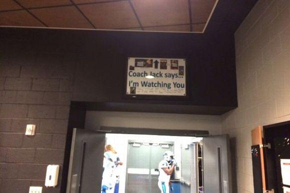 Carolina Panthers Kyle Love YOUTH Jerseys
