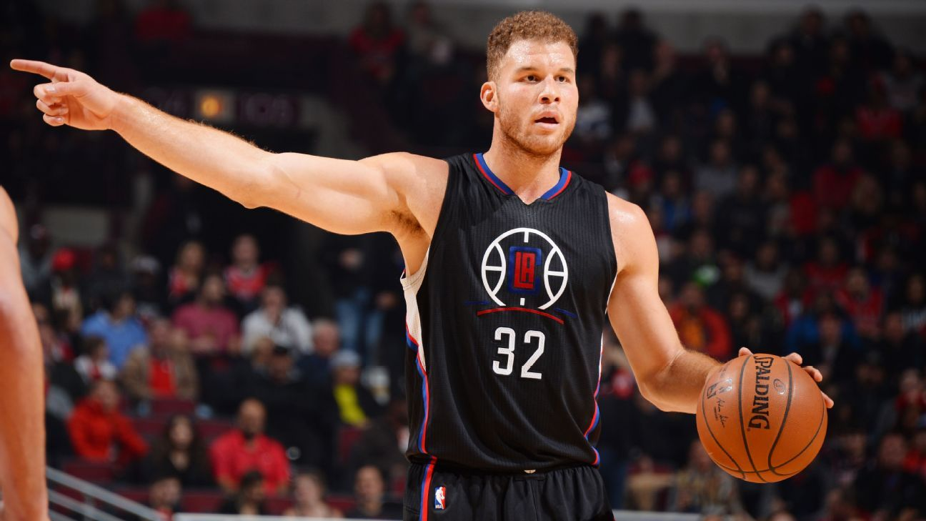 Blake Griffin Suspended Four Games By Los Angeles Clippers