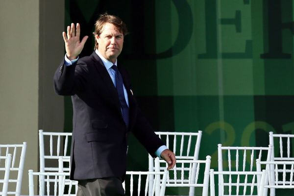 NBC hires Paul Azinger to replace Johnny Miller