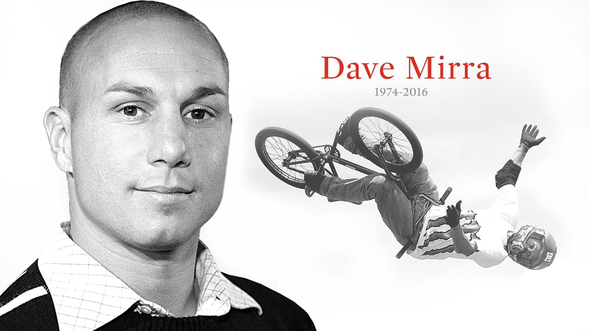 Dave Mirra, A Life