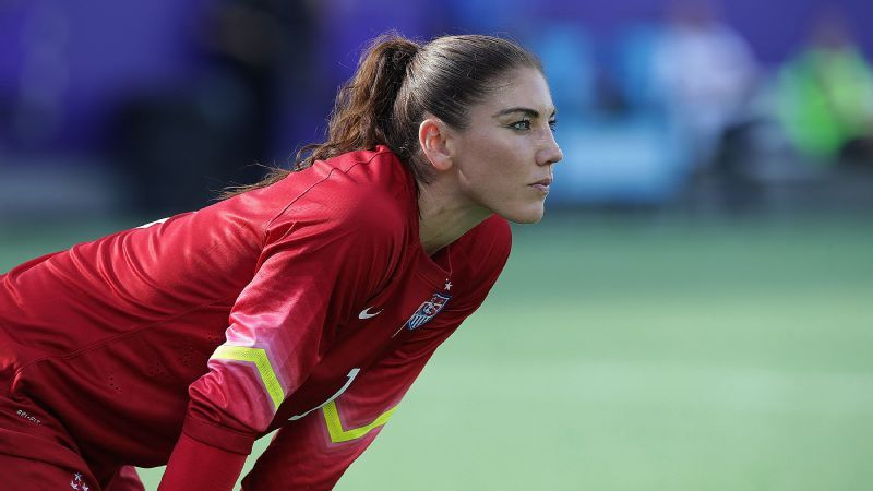 Hope Solo on state of the NWSL: 'We have a crisis on our hands'
