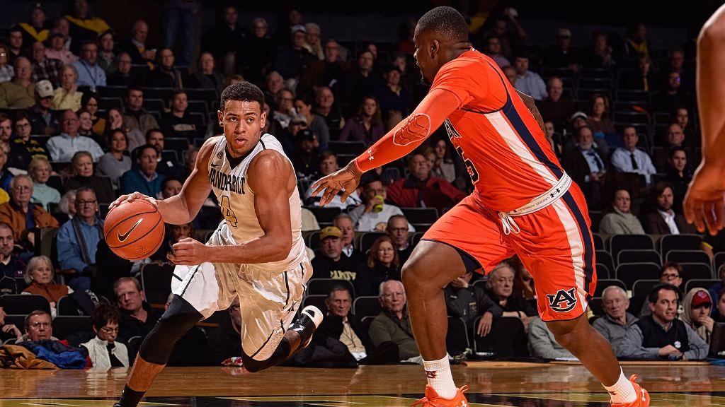 Vanderbilt rolls past Auburn, 86-57