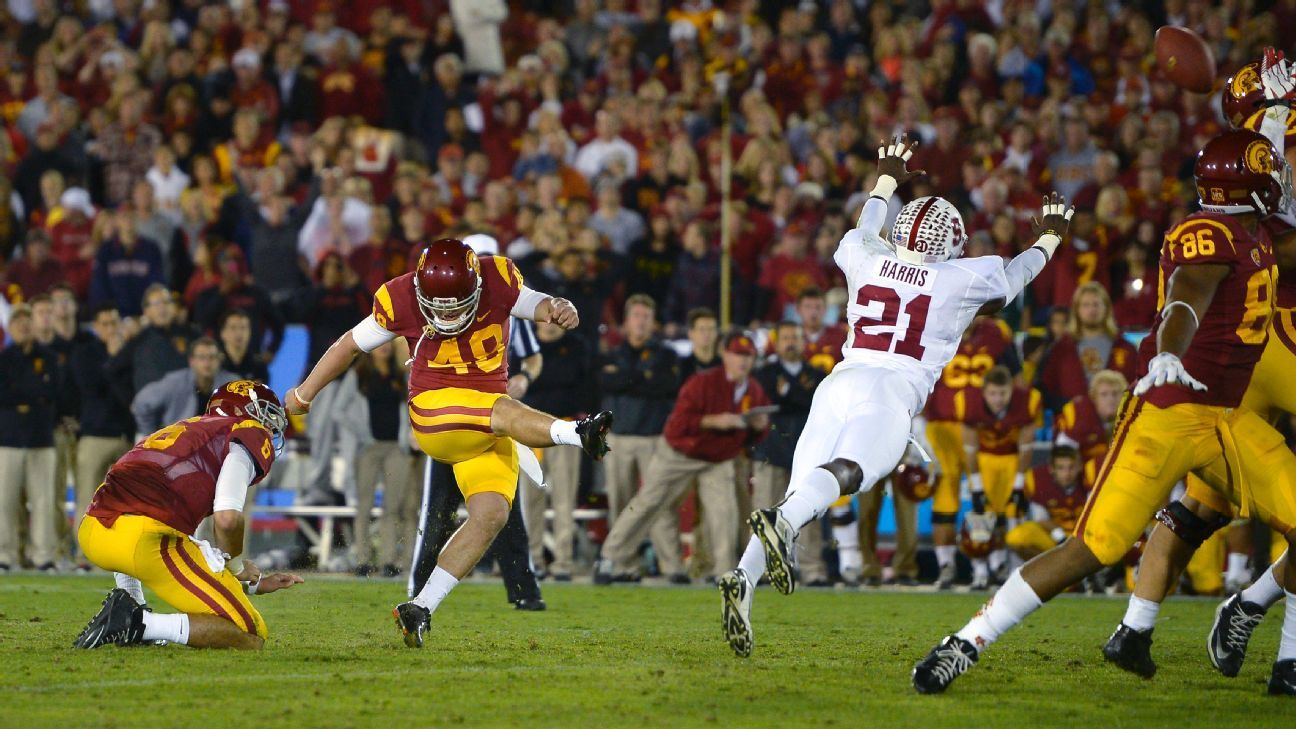 top 20 college football teams stanford football score tonight