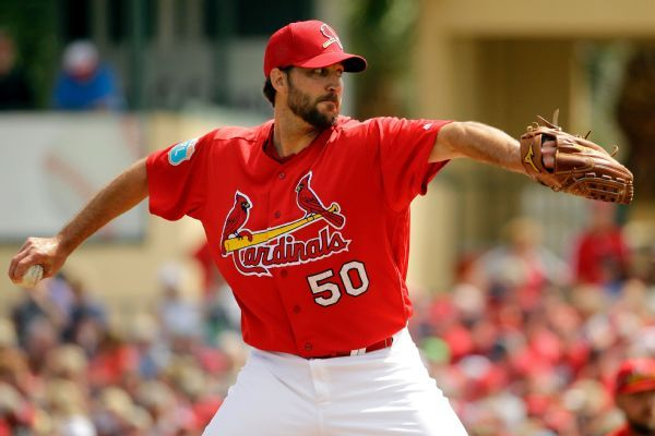 Contract between Adam Wainwright, Cardinals on hold until after free agency