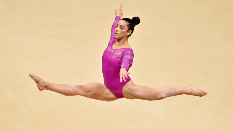 Why aly raisman is working so hard for another olympic opportunity m4hsunfo