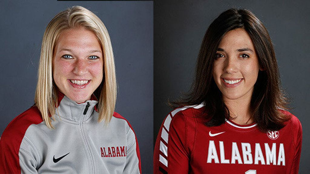 Alabama duo earns NCAA Postgraduate Scholarships