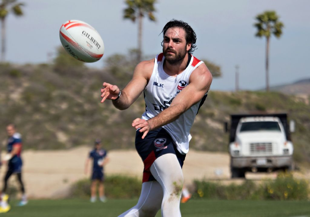 1d0ef3daac2 Patriots' Nate Ebner trains with USA Eagles Sevens-A different kind ...