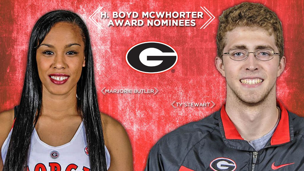 Georgia's nominees for McWhorter Scholarship announced