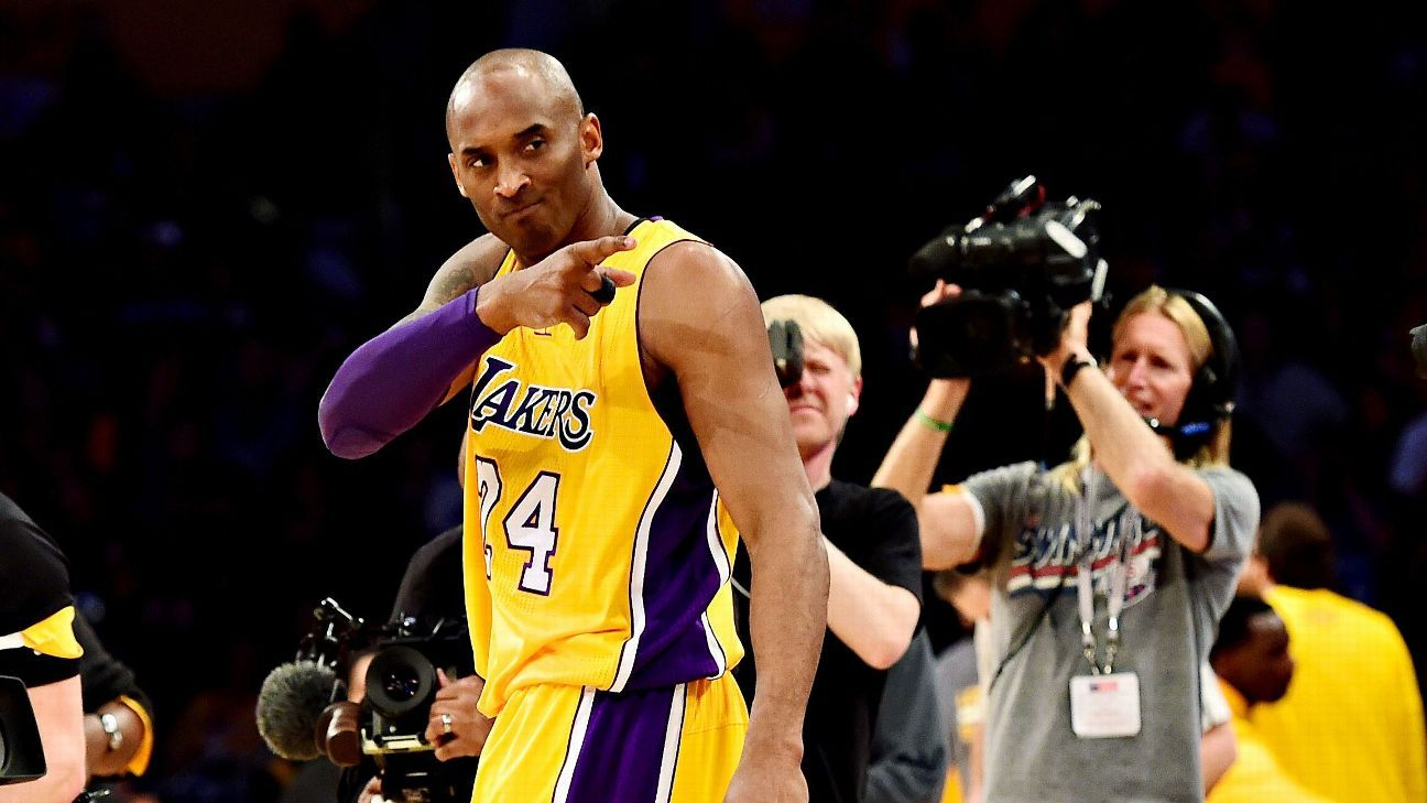 Kobe Bryant Scores 60 Points In Last Game; Other Stars ...