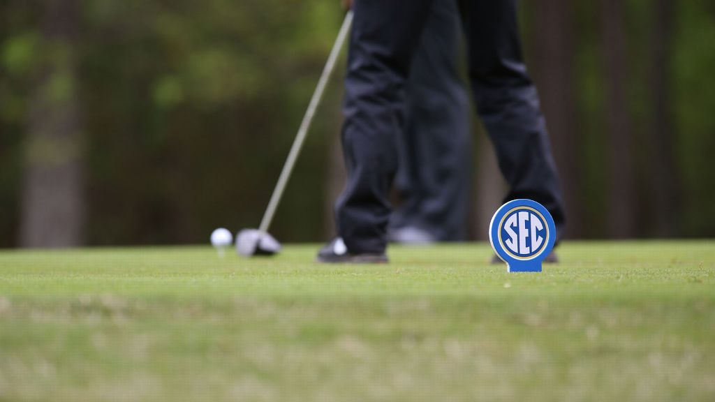 SEC at NCAA Men's Golf Championships