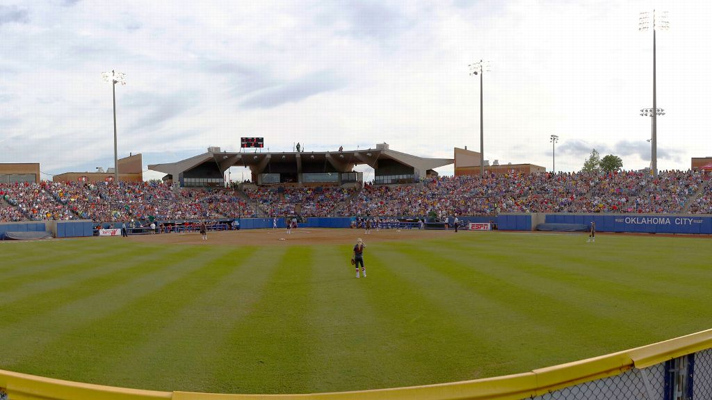 Three SEC softball teams ranked by NCAA committee