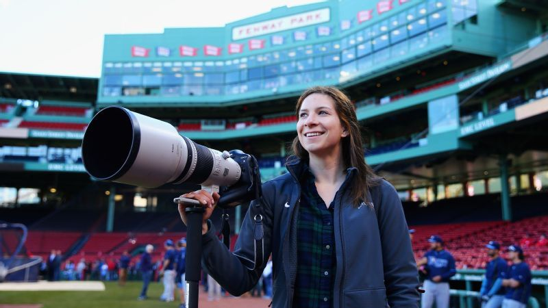 Madmeyer Is No Stranger To Fenway Park Gillette Stadium Or Td Garden But