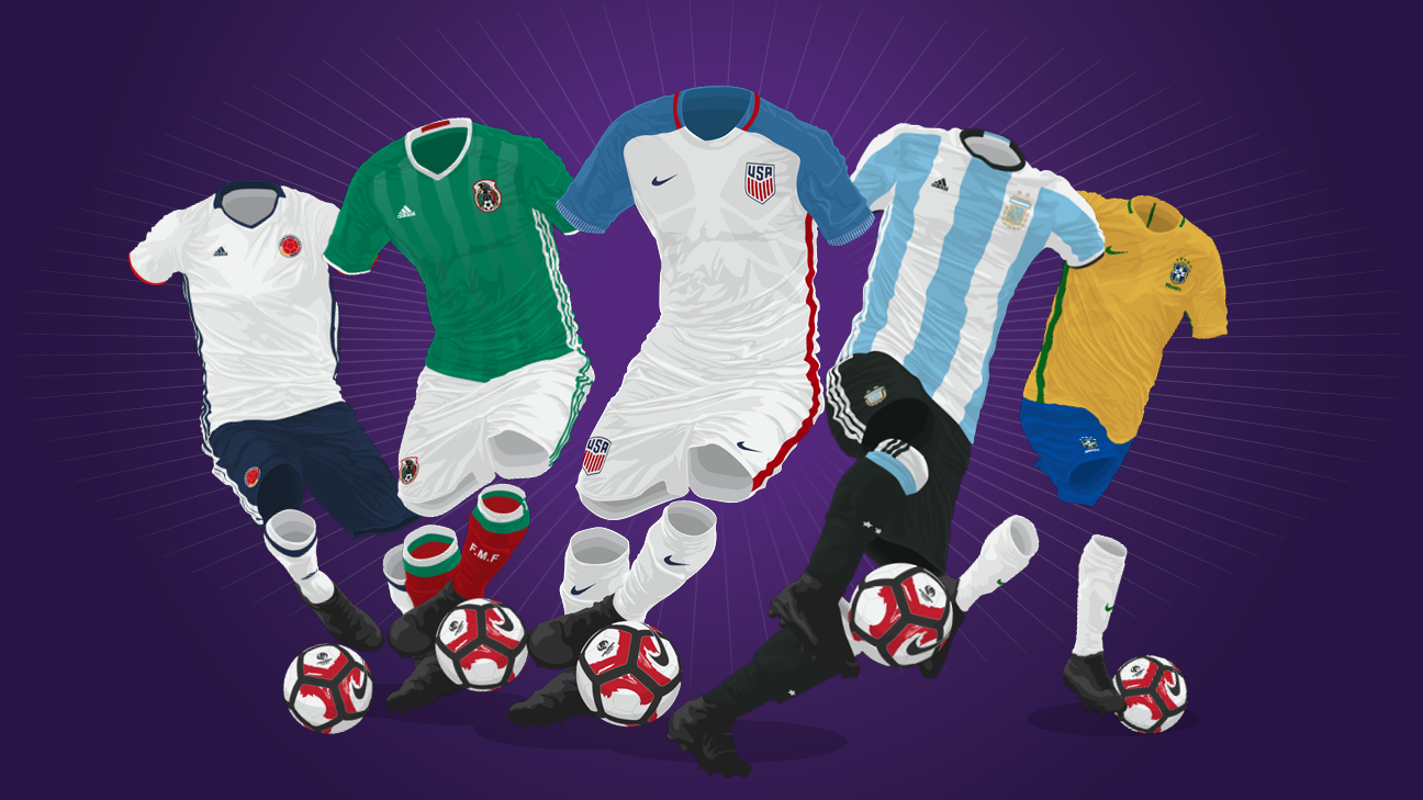 Show Your Copa Colors