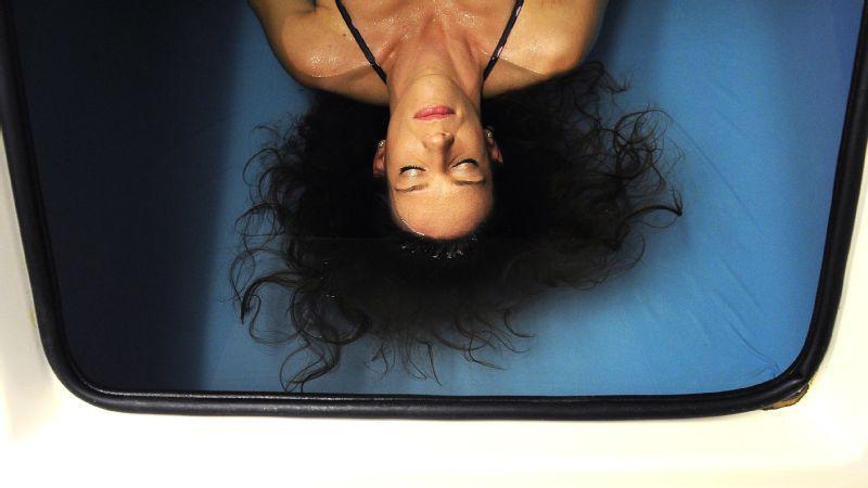 We Tried It -- Sensory deprivation float tank