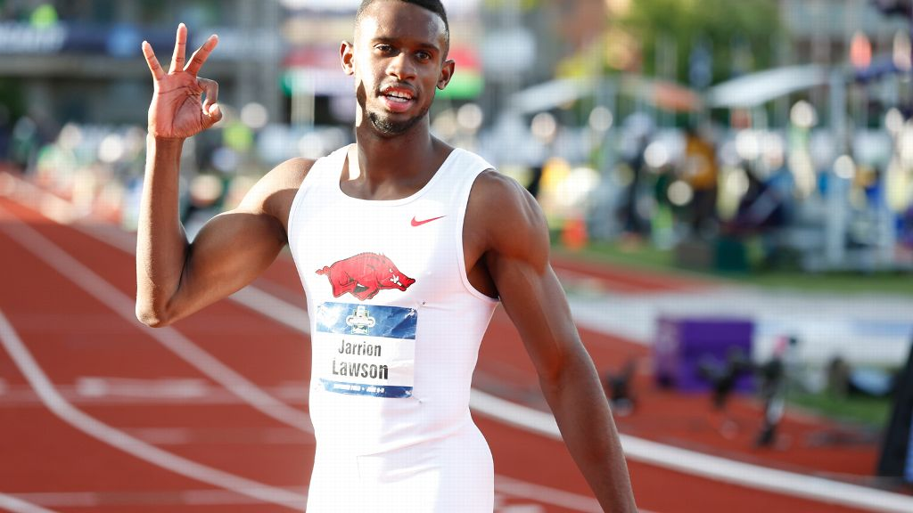 Pair of SEC athletes named finalists for Bowerman Award